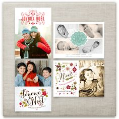 Some of my new 'Xmas Cards' in the current Minted challenge. Please vote !