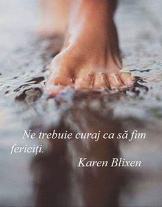 Karen Blixen, Insta Posts, Live Your Life, Abs, Feelings, Quotes, Beauty, Quotations, Crunches