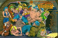 Cover for The Spirit (Kitchen Sink Press, 1977 series) #30