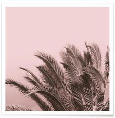 Pink Cape Storm als Premium Poster von Ballack Art House | JUNIQE