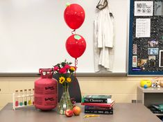 What better way to celebrate than with an apple! Where To Buy Balloons, World Teacher Day, Balloon Surprise, Become A Distributor, Best Part Of Me, The Help, Apple, Apple Fruit, Apples