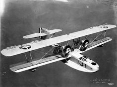 Naval Aircraft Factory PN-12   by San Diego Air & Space Museum Archives