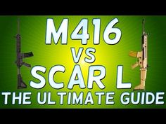 PLAYER Unknown's BATTLEGROUNDS M416 vs SCAR L - NEW STATS! BATTLEGROUNDS M416 or  SCAR L - http://freetoplaymmorpgs.com/battlegrounds-online/player-unknowns-battlegrounds-m416-vs-scar-l-new-stats-battlegrounds-m416-or-scar-l