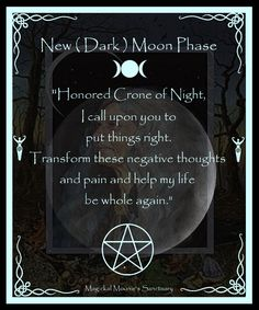 Dark Moon Spell