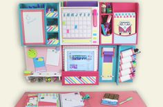 Amazing Diy Innovative Projects - Do it my self Diy Tumblr, Cardboard Crafts, Paper Crafts, Diy And Crafts, Crafts For Kids, Diy Organizer, Diy Organisation, Do It Yourself Crafts, Diy Desk