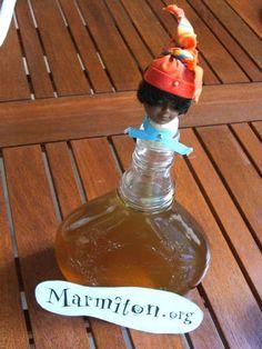 Recette Schrubb  (liqueur d orange ou de mandarine)