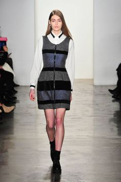 Timo Weiland Fall 2014 Ready-to-Wear Runway - Timo Weiland Ready-to-Wear Collection
