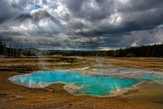 Norris Geyser Basin | Yellowstone Norris Geyser Basin | Flickr - Photo Sharing!