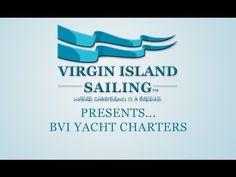 Yacht charters islands motor virgin