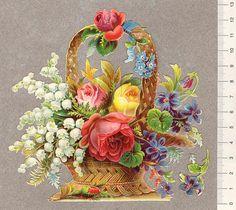 Blomsterkorg
