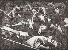Rafael Canogar - La Violencia 5: Los Prisioneros