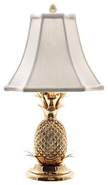 pineapple lamps - Google Search