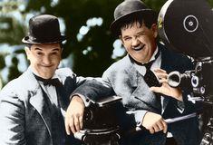 Laurel and Hardy 4 by ajax1946.deviantart.com on @DeviantArt