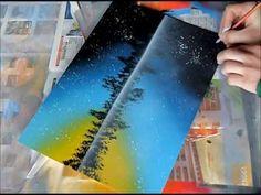 Spray Paint - Reflection