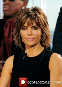 'Celebrity Apprentice: All-Stars' cast announced at Jack Studios Lisa Rinna- my most favorite cute but too chicken to do it!Lisa Rinna- my most favorite cute but too chicken to do it! Lisa Rinna Haircut, Medium Hair Styles, Curly Hair Styles, Short Shag Hairstyles, Lisa Rhinna Hairstyles, Mid Length Layered Hairstyles, Woman Hairstyles, Hairstyles Videos, Simple Hairstyles