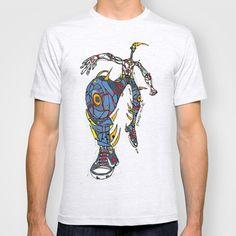 BigLeg T-shirt by Maccu Maccu - $18.00