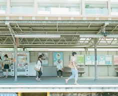 hero is in hiding in the life \\\ takafumi goto Japanese Colors, Japanese Photography, Japanese Aesthetic, Japan Photo, Japanese Streets, Train, Once In A Lifetime, Photo Reference, Personal Photo