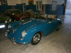 1962, 356 B Cabriolet
