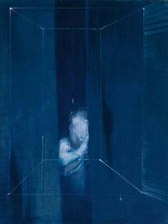 Two Figures at a Window,1953 Francis Bacon