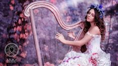 Instrumental Harp Music: relaxing music, meditation music relax mind bod...