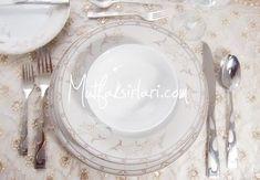 Sofra Düzeni – Mutfak Sırları – Pratik Yemek Tarifleri Life Hacks, Decorative Plates, Tableware, Kitchen, Home Decor, Dinnerware, Cooking, Decoration Home, Room Decor