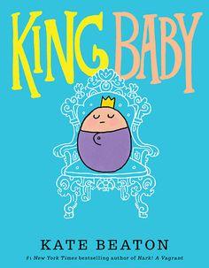 """""""King Baby"""", Kate Beaton 2016"""