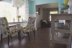 Room of the Day: A Colorful Dining Room