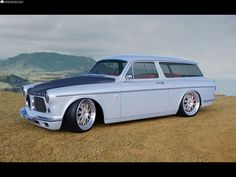Fotos del Bo Zolland Volvo Amazon Custom Wagon - 6 / 13