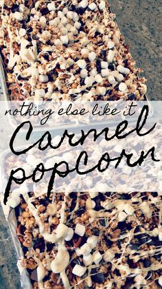 Nothing else like it Caramel Popcorn – Our Idaho Roots