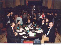 Onda Cero en el Senado: edición especial del programa La radio de Julia