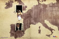 Fedex advertising Campaign by DDB Brazil » London & Lagos Based Fashion, Commercial & Advertising Photographer