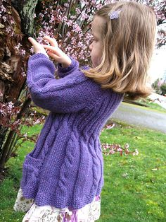 """Lavanda is my third design in the """"Spice Girls"""" series. It started as a request by a very dear and special friend, Monika. Aran Knitting Patterns, Christmas Knitting Patterns, Knit Patterns, Men And Babies, Universal Yarn, Baby Scarf, Girls Series, Dress Gloves, Yarn Brands"""
