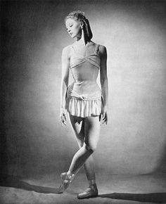 "Moira Shearer (1926-2006) in ""Symphonic Variations (choreography by Frederick Ashton at Royal Ballet 1946"