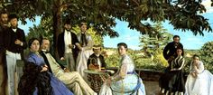 L'impressionnisme et la mode Musée D'Orsay Edouard Vuillard, Renoir, Monet, French Impressionist Painters, Frederic, Expositions, Pointillism, French Artists, Figure Painting