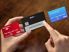 The Plastc Card, the one card to rule them all. It is the only physical card that you will ever need.