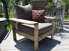 deck chair do it yourself home projects from ana white diy outdoor furniturefurniture planspallet