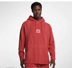 8044249ac Nike Jordan Wings Washed Fleece Pullover Hoodie Sportswear 3XL XXXL 939956  687