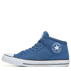 Converse Chuck Taylor All Star High Street Mid Top Sneaker Blue Jay