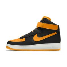 add95f39c44e Men s Nike Air Force 1  07 LV8 Leather Casual Shoes in 2018