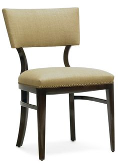 DeSoto Side Chair (#GD1046-S) by Gerard | Dining Chairs | Dessin Fournir Companies