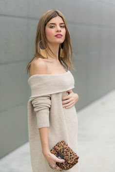 Off Shoulder sweater Cute Maternity Outfits, Stylish Maternity, Pregnancy Outfits, Maternity Wear, Maternity Dresses, Summer Maternity Fashion, Estilo Baby Bump, Dresses For Pregnant Women, Mommy Style