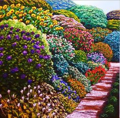 View Bunnythorpe Road by Karl Maughan at Page Galleries in Wellington, New Zealand. Discover more artworks by Karl Maughan on Ocula now. New Zealand Art, Nz Art, Creative Background, Garden Painting, Source Of Inspiration, Contemporary Artists, Amazing Art, Art Gallery, Landscape