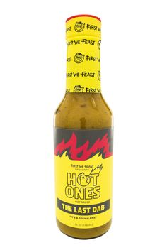 Hot Ones The Last Dab is the first hot sauce in the world featuring the mysterious new Pepper X. Discover what it's all about.