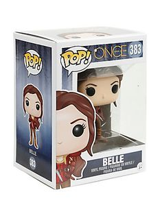 Funko Once Upon A Time Pop! Belle Vinyl Figure,