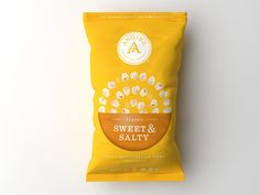 Angie's Kettle Corn on Packaging of the World - Creative Package Design Gallery