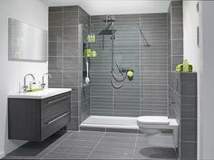 Badkamer Grijze Tegels : 29 beste afbeeldingen van badkamer in 2018 toilets bathroom ideas