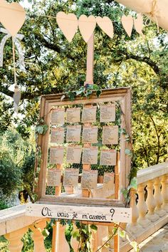 The wedding of Chloé & Nicolas in Provence-Alpes-Côte d'Azur - Audrey Multner - - Le mariage de Chloé & Nicolas en Provence-Alpes-Côte d'Azur Wedding of Chloé & Nicolas in Provence-Alpes-Côte d'Azur Wedding Seating, Wedding Table, Wedding Blog, Diy Wedding, Rustic Wedding, Wedding Planner, Wedding Day, Wedding Trends, Wedding Ceremony