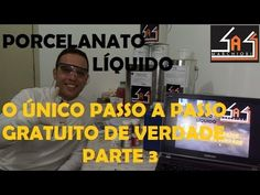 Porcelanato Líquido - O verdadeiro PASSO A PASSO GRATUITO - PARTE 3  (te...