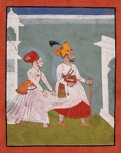raja shiv singh & prince ram singh 1800