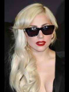 Lady Gaga ~ I think she is a Genius... and beautiful and kind.